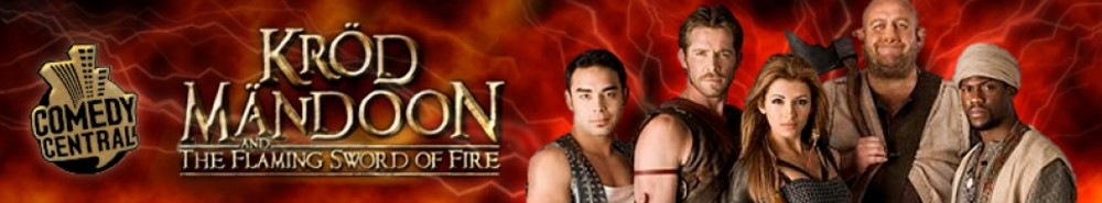 Kröd Mändoon and the Flaming Sword of Fire Movie Banner