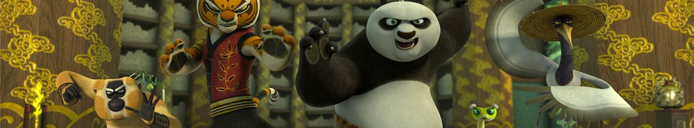 Kung Fu Panda: Legends of Awesomeness Movie Banner
