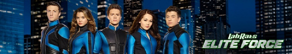 Lab Rats: Elite Force Movie Banner