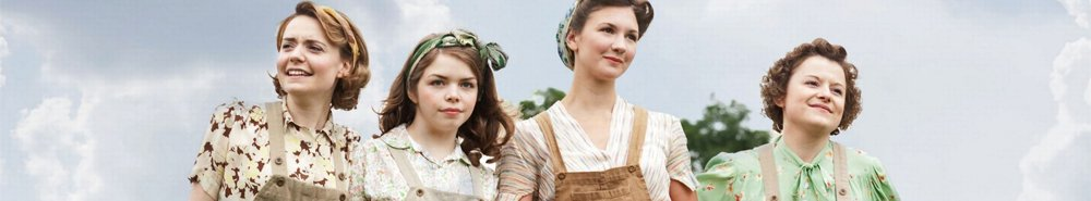 Land Girls (UK) Movie Banner