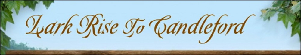 Lark Rise To Candleford (UK) Movie Banner