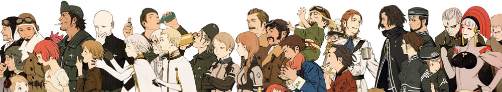 Last Exile  Movie Banner