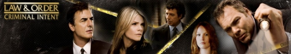 Law & Order: Criminal Intent Movie Banner