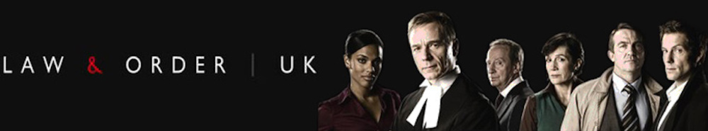 Law & Order: UK Movie Banner