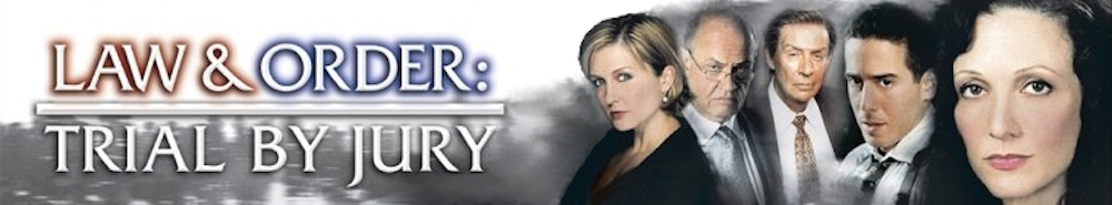 Law & Order: Trial by Jury Movie Banner