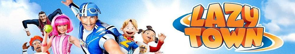 Lazy Town Movie Banner