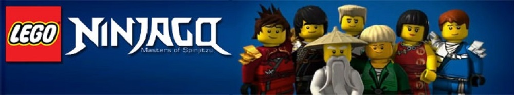 Lego NinjaGo: Masters of Spinjitzu Movie Banner