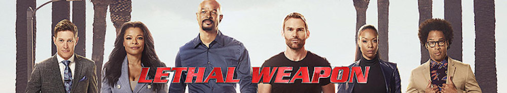 Lethal Weapon Movie Banner