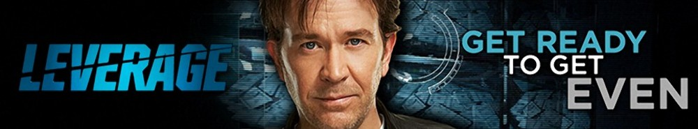Leverage Movie Banner