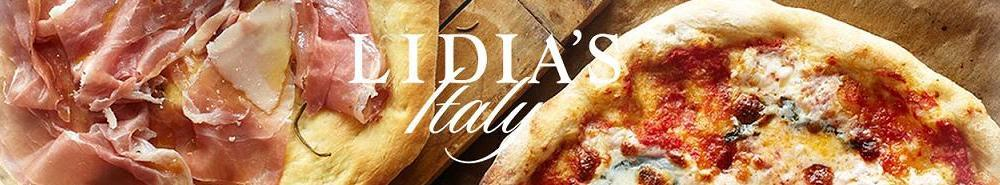 Lidia's Italy Movie Banner