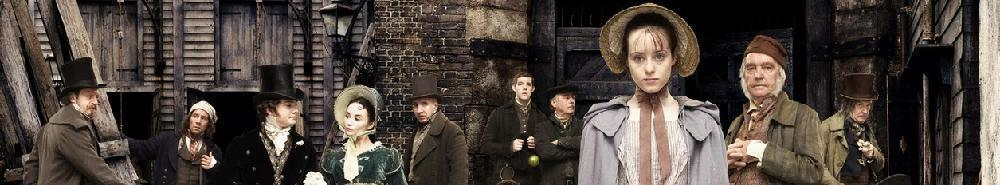 Little Dorrit (UK) Movie Banner