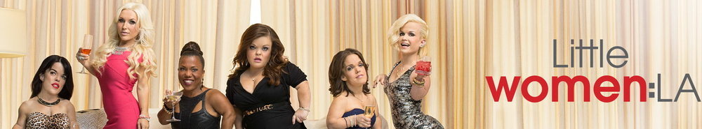 Little Women: LA Movie Banner