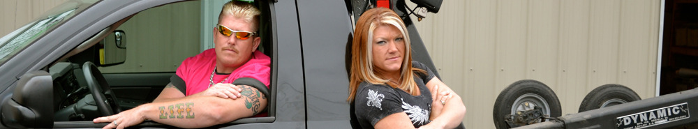 Lizard Lick Towing Movie Banner