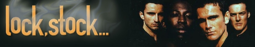 Lock, Stock... (UK) Movie Banner