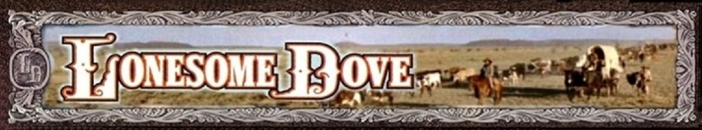 Lonesome Dove Movie Banner
