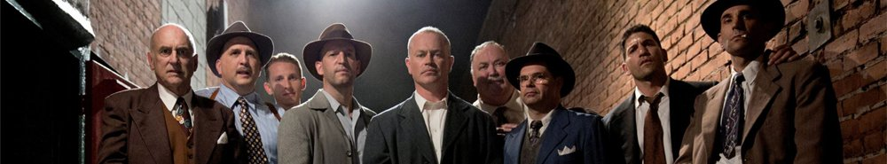 Mob City Movie Banner
