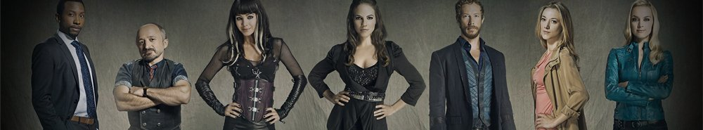 Lost Girl Movie Banner