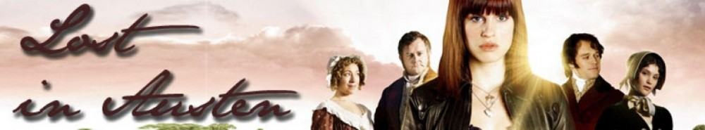 Lost In Austen (UK) Movie Banner