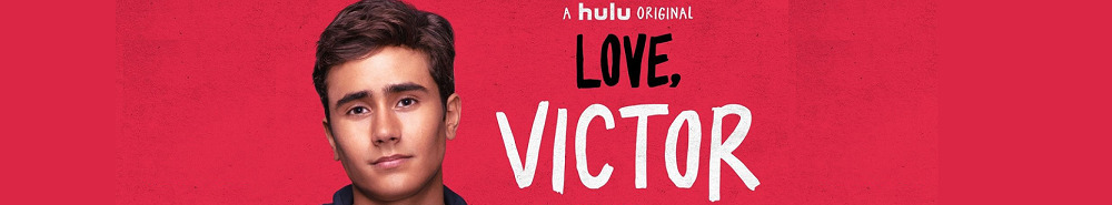Love, Victor Movie Banner