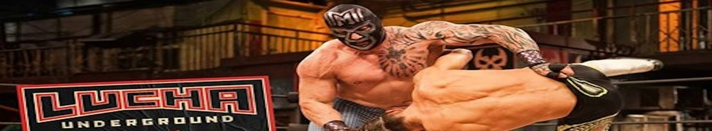 Lucha Underground Movie Banner