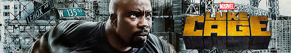 Marvel's Luke Cage Movie Banner