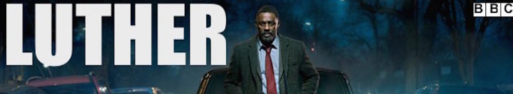 Luther (UK) Movie Banner