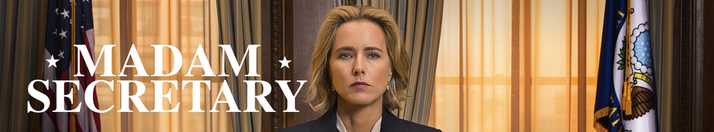 Madam Secretary Movie Banner