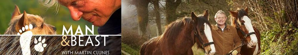 Man & Beast with Martin Clunes (UK) Movie Banner