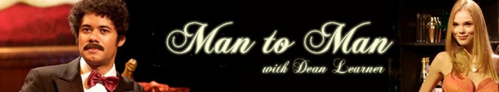 Man to Man with Dean Learner (UK) Movie Banner