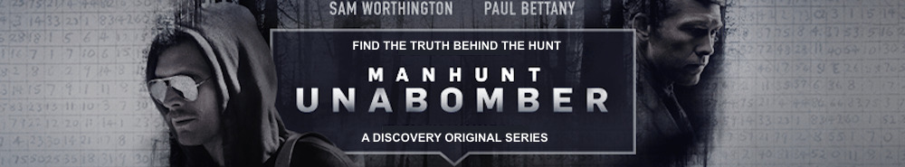 Manhunt: Unabomber Movie Banner