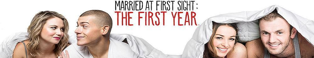 Married at First Sight: The First Year Movie Banner