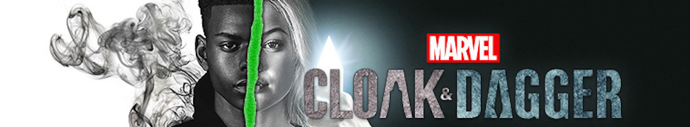 Marvel's Cloak & Dagger Movie Banner