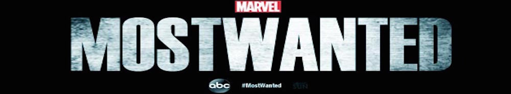 Marvel's Most Wanted Movie Banner