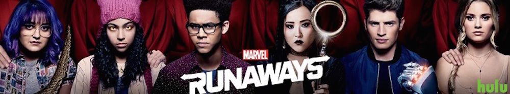 Marvel's Runaways Movie Banner