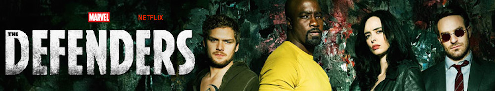 Marvel's The Defenders Movie Banner