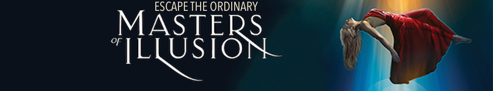 Masters of Illusion Movie Banner
