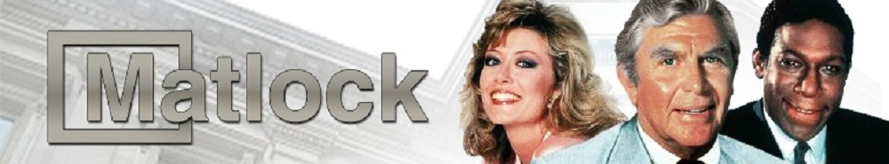 Matlock Movie Banner