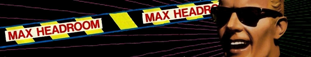 Max Headroom Movie Banner