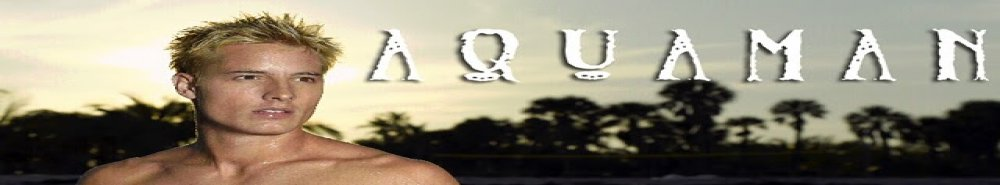 Aquaman (2006) Movie Banner