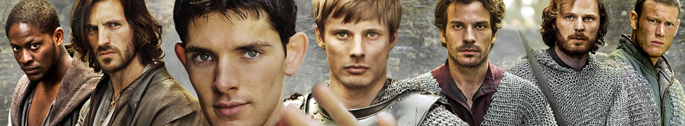 Merlin (UK) Movie Banner