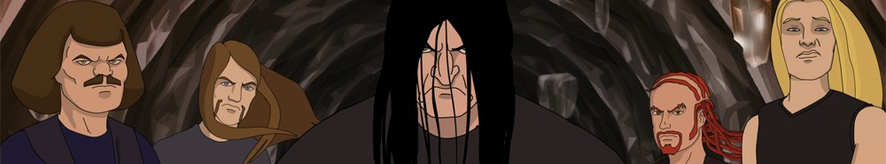 Metalocalypse Movie Banner