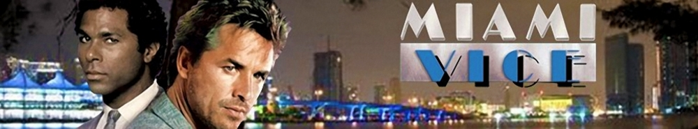 Miami Vice Movie Banner
