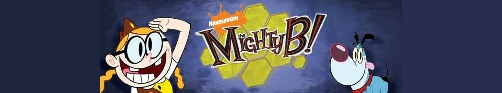 The Mighty B! Movie Banner