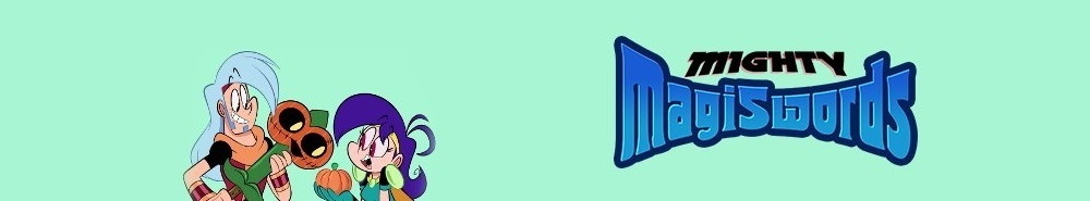 Mighty Magiswords Movie Banner