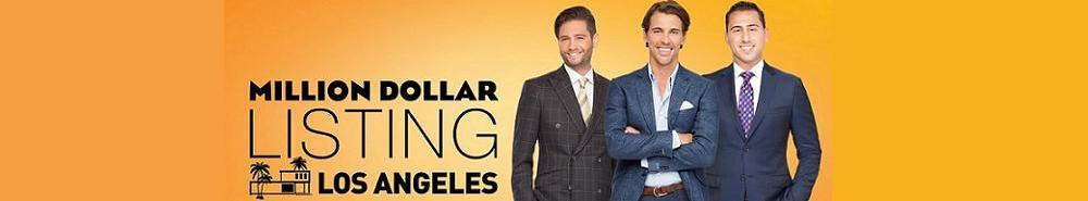 Million Dollar Listing: Los Angeles Movie Banner