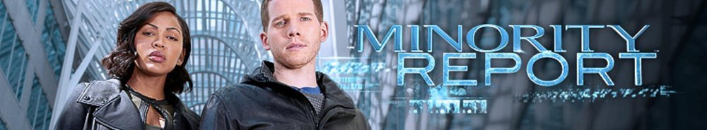 Minority Report Movie Banner