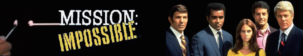 Mission: Impossible Movie Banner