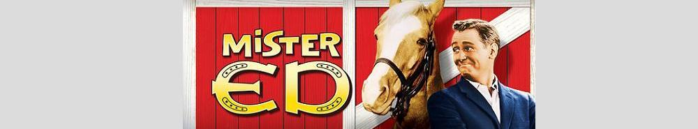 Mister Ed Movie Banner