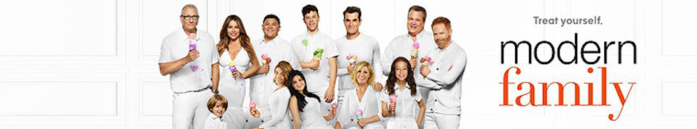 Modern Family Movie Banner