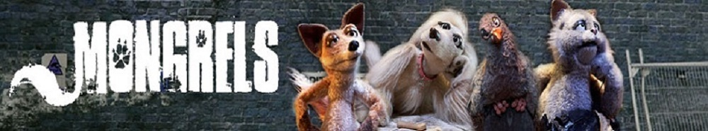 Mongrels (UK) Movie Banner
